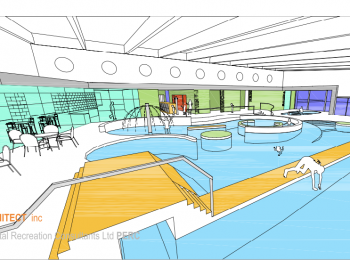 The South Cariboo Pool Design Concept (2010)